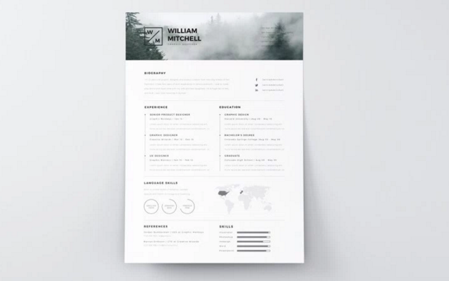 Resume Adobe Illustrator Template from static1.makeuseofimages.com