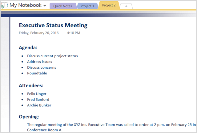 onenote meeting agenda template koni polycode co