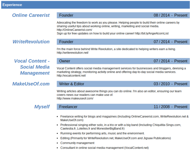 build resume from linkedin april onthemarch co