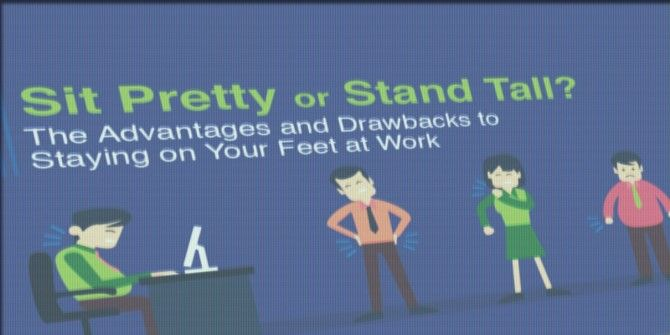 Sit or Stand at Work: Which One is Better?