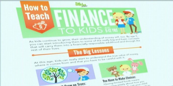 Here Are the Best Ways to Teach Kids About Finance