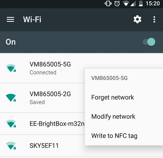 Write-WiFi-To-NFC-Screenshot