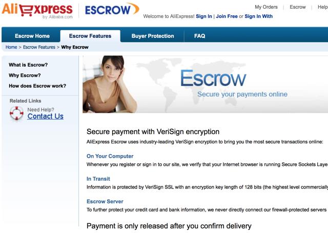 aliexpress-escrow