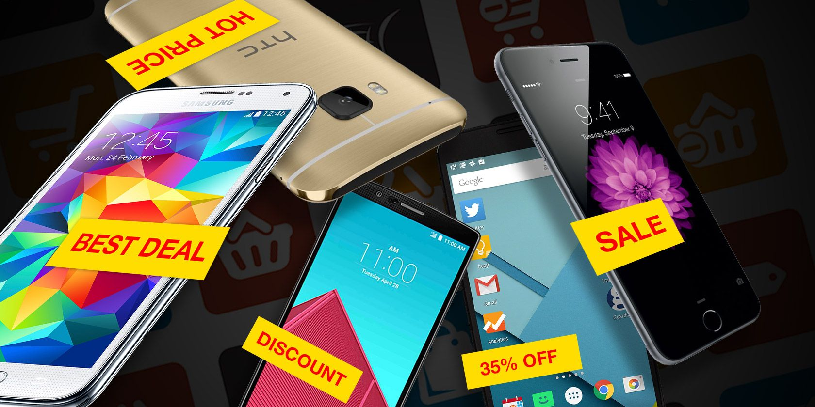 How to Find the Best Cell Phone Deals  MakeUseOf