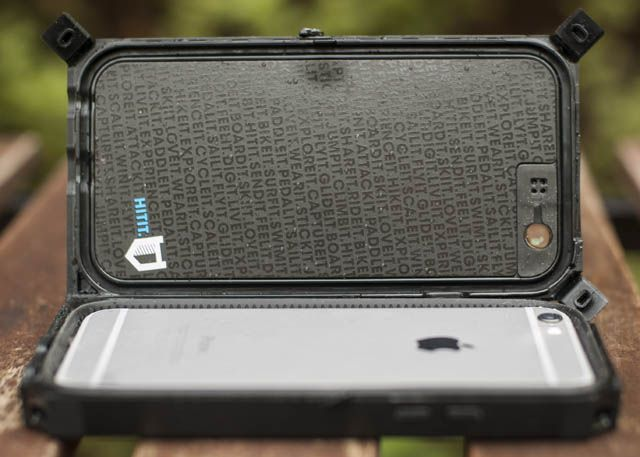 Hitcase Pro for iPhone Review case cushion