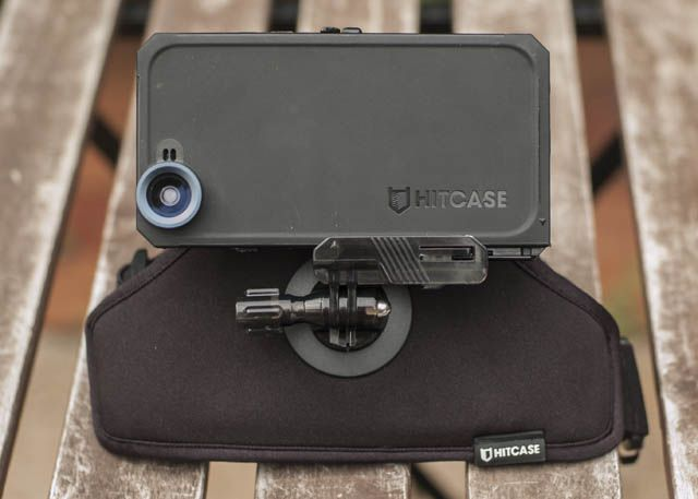 Hitcase Pro for iPhone Review chest harness