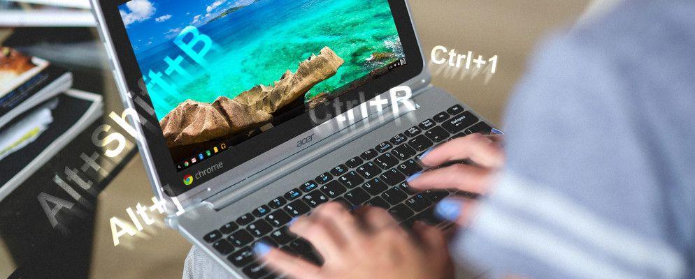 Every Chromebook Keyboard Shortcut You'll Ever Need