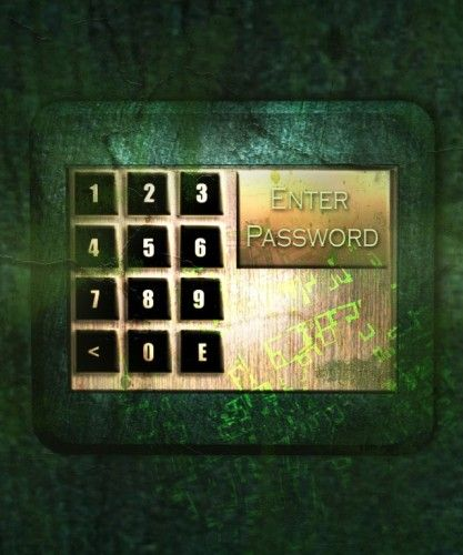 data keypad
