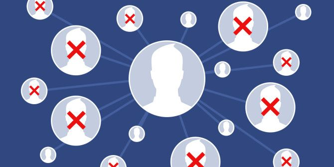 It's Time to Purge Your Social Media Friends. Here's Why