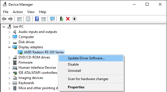 device manager update software
