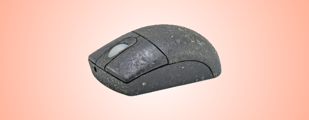 dirty pc mouse