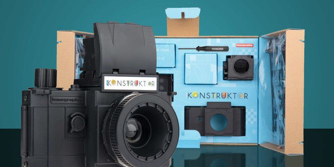 5 DIY Cameras You Can Build Today