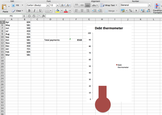excel-debt-thermometer