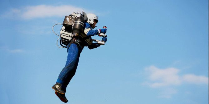 The World's First True Jetpack: What You Need to Know About It