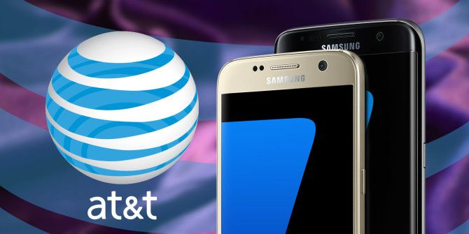 Buy One Galaxy S7 or S7 Edge on AT&T Next, Get Another Free!