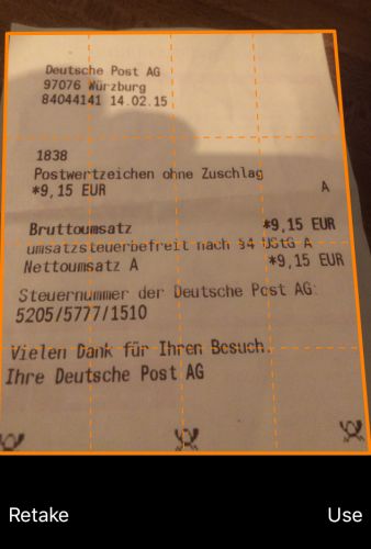 7 of the best apps to scan track manage receipts
