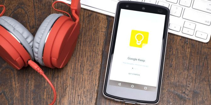 How to Better Organize Notes in Google Keep With Color Coding