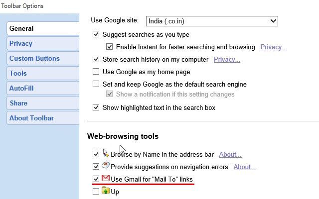 ie-google-toolbar-gmail-mailto