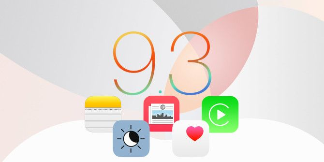 iOS 9.3 Has Arrived, Here's Why You Should Upgrade