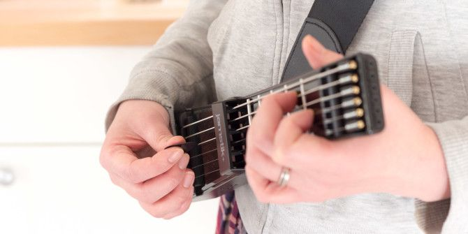 Learn Guitar with Jamstik+