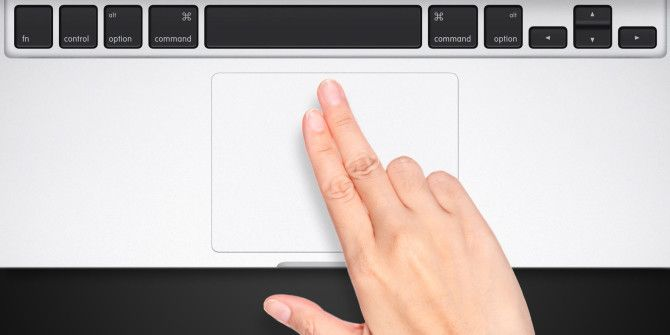 Why OS X Works Better with a Trackpad
