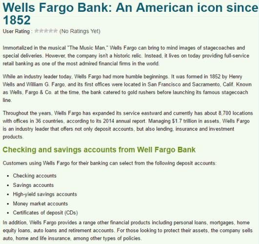 Wachovia Bank Certificates of Deposit Rates at Best CD - induced.info