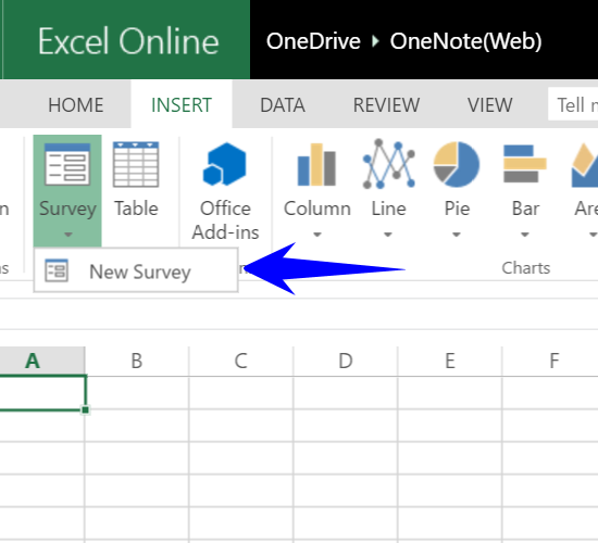 How To Create A Free Survey And Collect Data With Excel