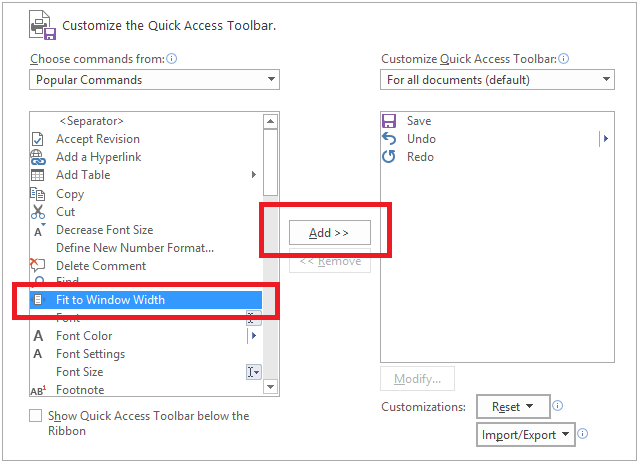 office-quick-access-add-options
