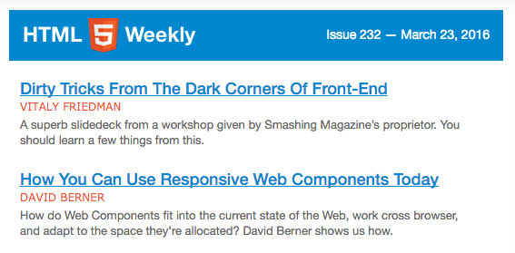 programming-newsletter-html5-weekly