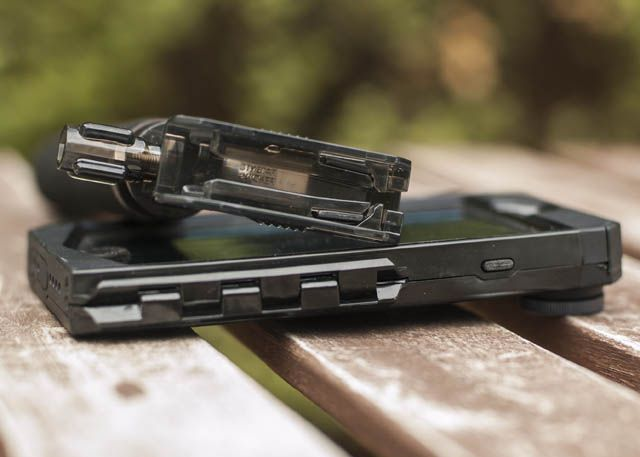 Hitcase Pro for iPhone Review railslide