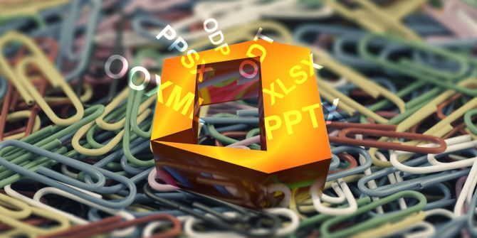 9 Rare Office File Formats You Have to Know