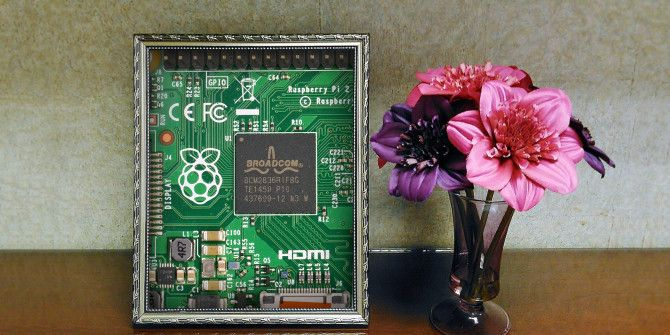 7 Fabulous Raspberry Pi Picture Frame Projects