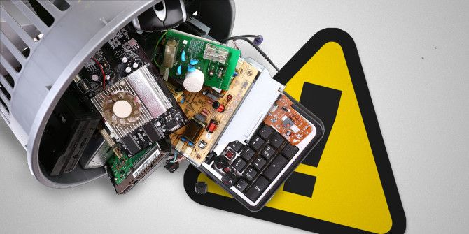 Beware These 8 Security Issues When Recycling Hardware