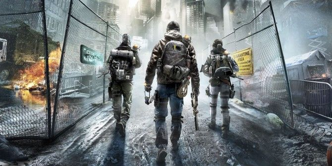 The Only Map You'll Need to Navigate The Division's Dark Zone