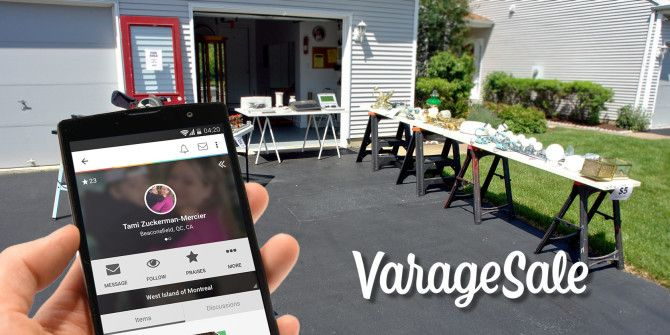 VarageSale: A Great New (and Safe) Way to Buy and Sell Locally