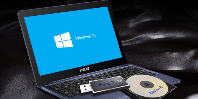 How to Create Windows 10 Installation Media