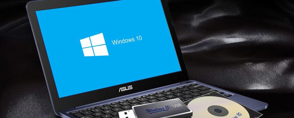 How to Create Windows 10 Installation Media