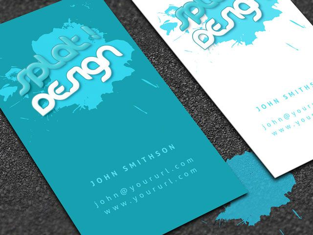 Business Cards for Graphic Designers