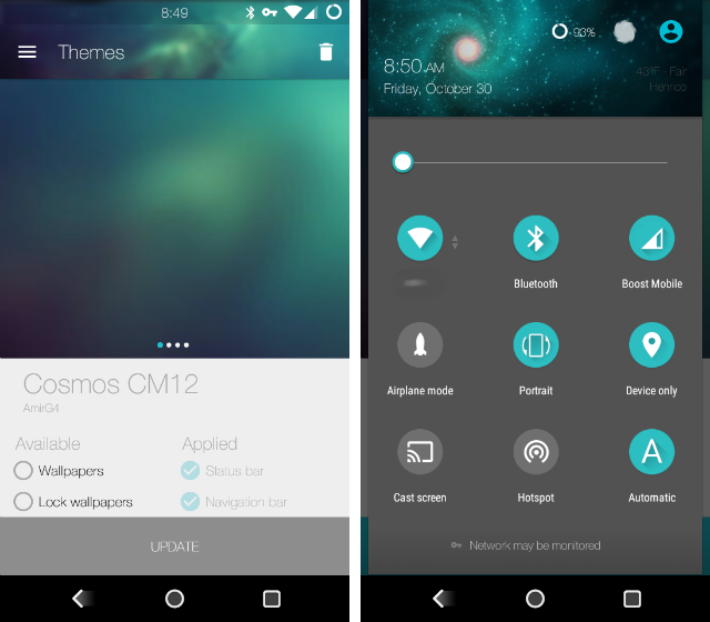 6 cyanogenmod features we need in stock android cyanogenmodstockandroid themes voltagebd Images