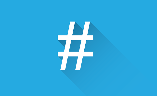 Research says five hashtags is the best number for Instagram