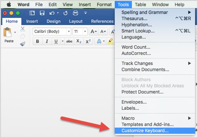 word documents on mac