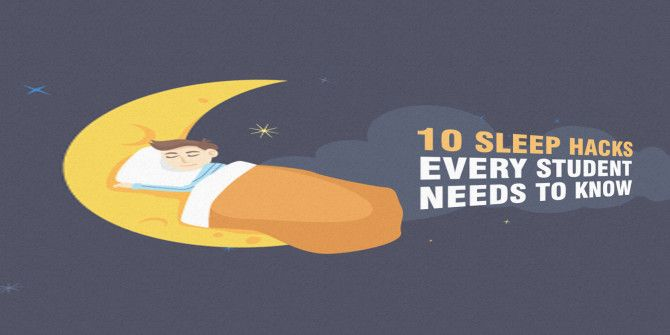 Attention Students: Sleep Better at School with These Tips