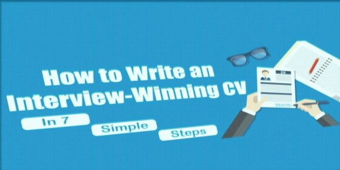 Quick Tips You Can Use to Make a Better CV