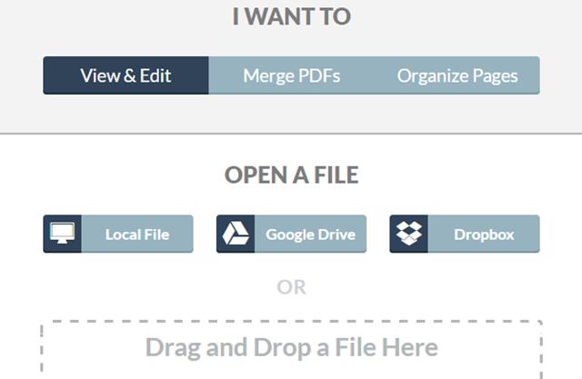 chrome pdf editor