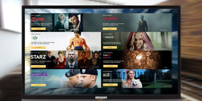 8 Amazon Prime TV Channels Actually Worth Watching