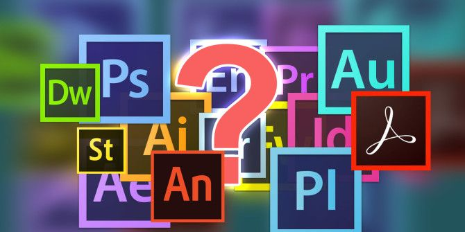 Your Guide to Choosing the Right Adobe Product