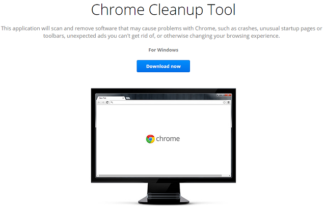 chrome-clean-up