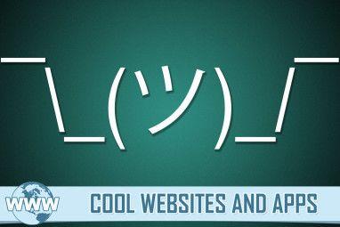 One Line Ascii Art Shrug : Ascii etsy