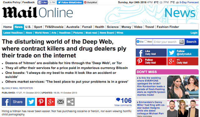 What Is the Deep Web? It's More Important Than You Think