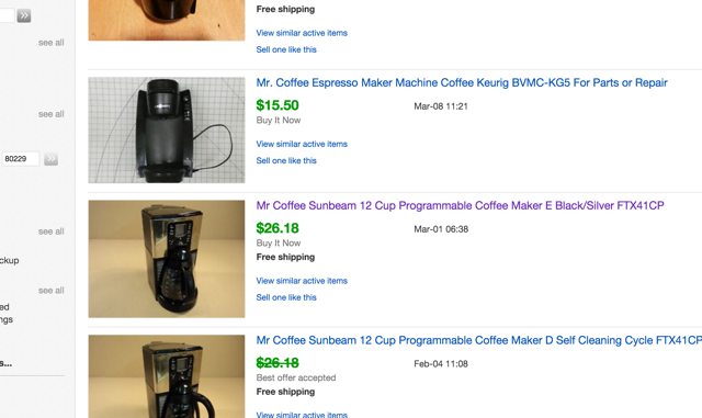 ebay-broken-coffeemakers